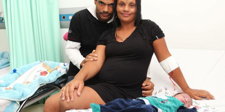 Maternidade HPM, Juliana Loes Amaral. Macaé/RJ, Data: 19/07/2018. Foto: Ana Chaffin/Prefeitura de Macaé