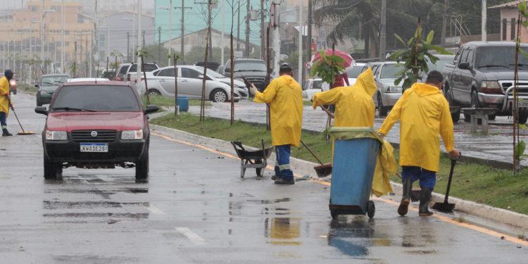 Ações pós Chuvas. Macaé/RJ, Data: 09/11/2018. Foto: Ana Chaffin/Prefeitura de Macaé