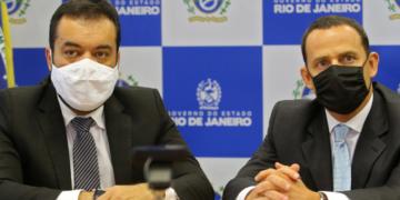 04/11/2020 - Rio de Janeiro - RJ - Live com o secretário de Polícia Civil Alan Turnovsky. Foto: Philippe Lima